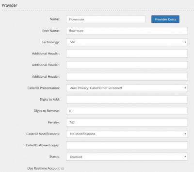 Choosing between Host Based Routing and SIP Registration